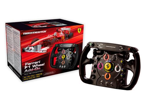 Thrustmaster Ferrari F1 Wheel Add On T300 T500 Tx