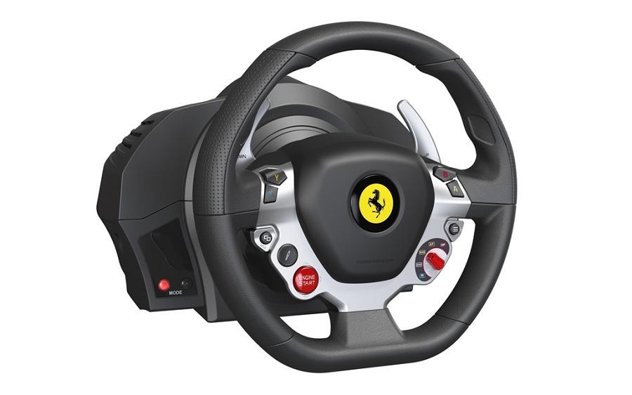 Tx Racing Wheel Ferrari 458 Italia Edition Thrustmaster Xbox One