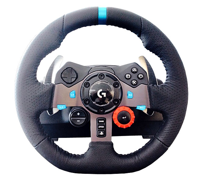 logitech g29 racing wheel. Black Bedroom Furniture Sets. Home Design Ideas