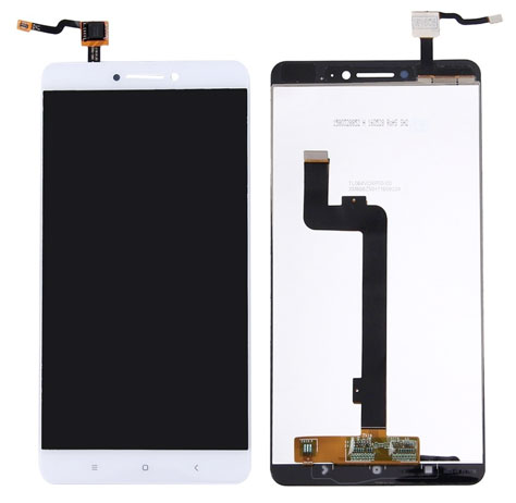 reparatur full front screen xiaomi mi max white. Black Bedroom Furniture Sets. Home Design Ideas
